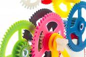Multicolor Clockwork