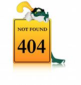 Mr. Frog says site not found