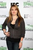 LOS ANGELES - JAN 11:  Kimberly J Brown at the 2014 Film Independent Spirit Awards Nominee Brunch a