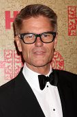 vLOS ANGELES - JAN 12:  Harry Hamlin at the HBO 2014 Golden Globe Party  at Beverly Hilton Hotel on