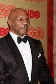 vLOS ANGELES - JAN 12:  Mike Tyson at the HBO 2014 Golden Globe Party  at Beverly Hilton Hotel on January 12, 2014 in Beverly Hills, CA