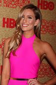 vLOS ANGELES - JAN 12:  Renee Bargh at the HBO 2014 Golden Globe Party  at Beverly Hilton Hotel on J
