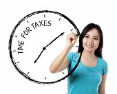 The Time For Taxes