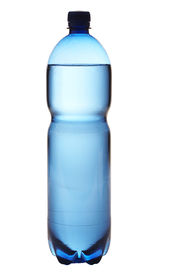 pic of bottle water  - isolated water bottle - JPG