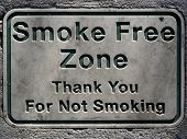 No Smoking In Stone
