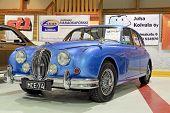 Classic Blue 60S Jaguar