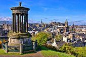 Classic Edinburgh view