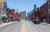 Spadina Avenue Toronto