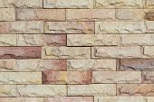 Wall Sandstone Bricks