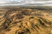 Mountainous Terrain Of Madagascar