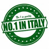 No One In Italy