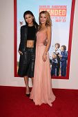 LOS ANGELES - MAY 21:  Zendaya Coleman, Bella Thorne at the
