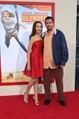 LOS ANGELES - MAY 21:  Emma Fuhrmann, Adam Sandler at the
