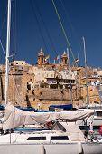 Grand Harbour Marina, Senglea, Malta