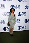 LOS ANGELES - MAY 19:  Caitlin Stasey at the CBS Summer Soiree at the London Hotel on May 19, 2014 i
