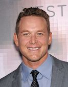 LOS ANGELES - APR 10:  Cole Hauser arrives to the 'Transcendence' Los Angeles Premiere  on April 10,