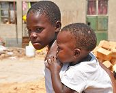 Children of Uganda Africa