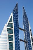 Bahrain World Trade Center, Manama
