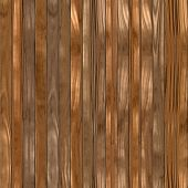 Seamless Texture Of Brown Wooden Planks Possible For Fence