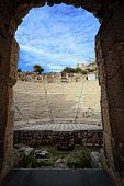 ancient Odeon of Herod, Athens, Greece