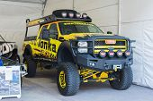 Tonka Truck On Display