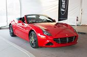 Ferrari California-t On Display