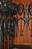 Saddlery of the stables in the Castle of Chaumont