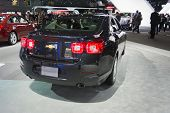 Chevrolet Malibu Ltz 2015 On Display