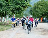 Asian Children, Vietnamese Countryside Pupil