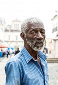 BAHIA, BRAZIL - CIRCA NOV 2014: The famous man called