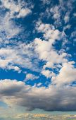 Fuzzy Air Cloudy Outdoor