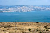Lake Of Galilee