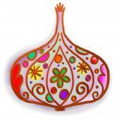 Garlic Paint Doodle