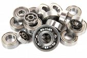 Lot Of Small Ball Bearings