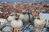 Venetian Domes