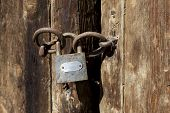 The Old Padlock