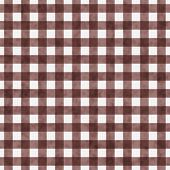 Brown Gingham Pattern Repeat Background