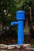Blue Water Pump