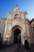 Gates Of The Basilian Monastery