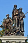 Memorial To Heroes Of First World War. Kaliningrad (formerly Koenigsberg), Russia