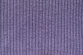 foto of blue things  - knitted wool texture surface of things - JPG