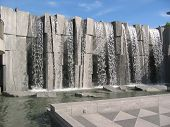 Mlk Memorial Waterfall