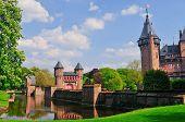 Medieval castle de Haar, Netherlands