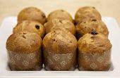 Small Panettone Bread