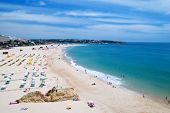 Praia Da Rocha beach, Algarve, Portugal