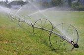 Wheel Line Irrigation System
