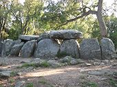 Cova d'en Daina's dolmen