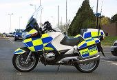 Police Motorcycle
