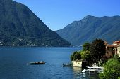 Village At Lake Como