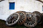 Wooden Wheels